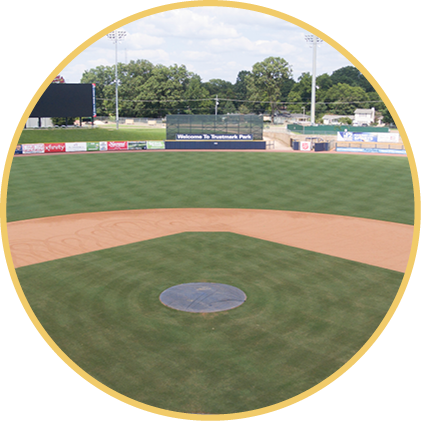 Mississippi Braves baseball field
