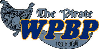 WPBP The Pirate Logo