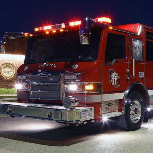Pearl Fire Truck