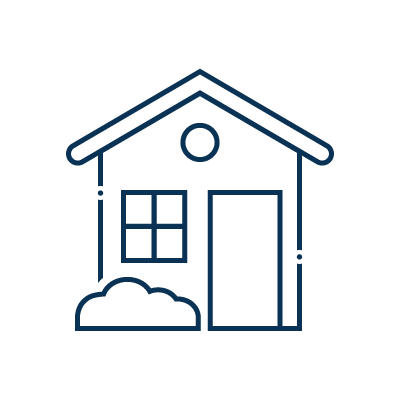 Household Numbers Icon