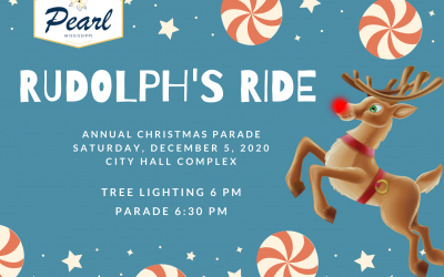 Pearl Christmas Parade: Rudolph's Ride, Dec. 5, 2020