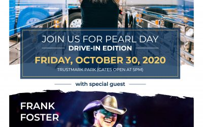 Tickets Available to Pearl Day Drive-In Concert Oct. 30