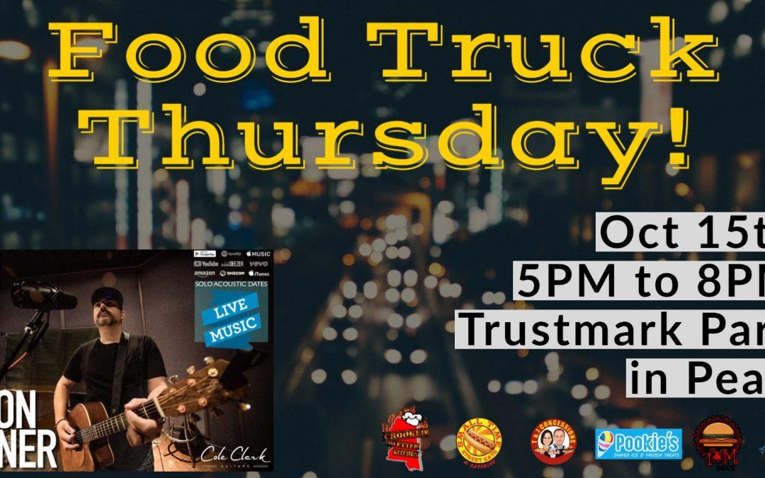 Food Truck Thursday: Dinner Edition!