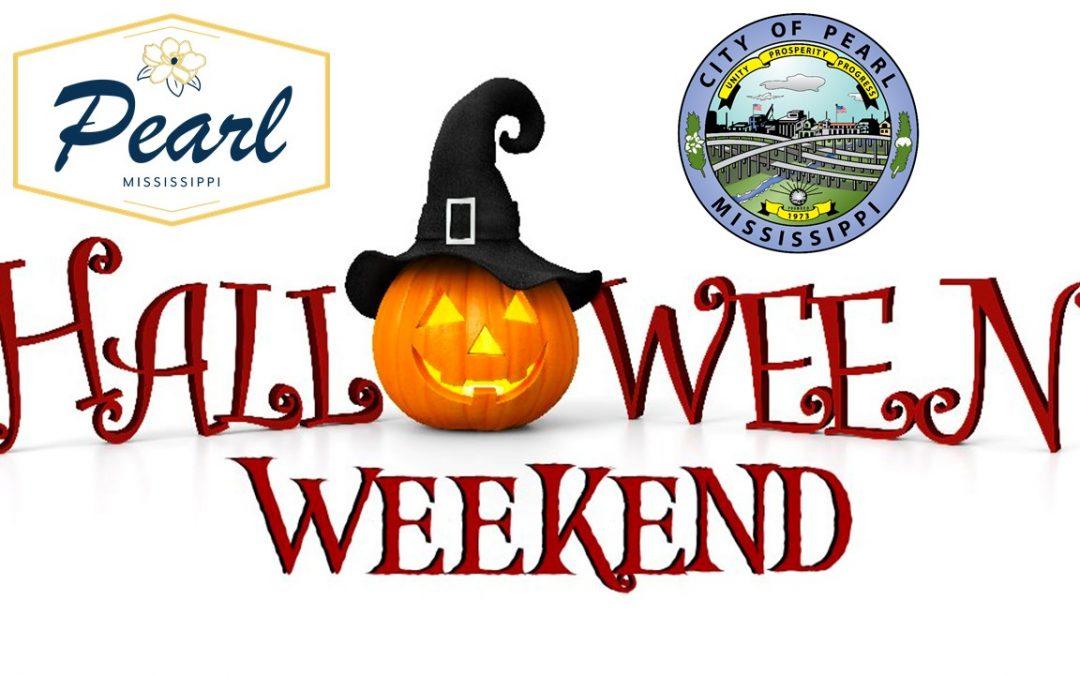 Huge Halloween Weekend in Pearl