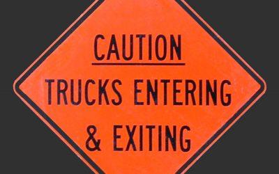 Traffic Alert for: Upper Drive