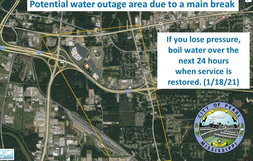Water Outage Alert
