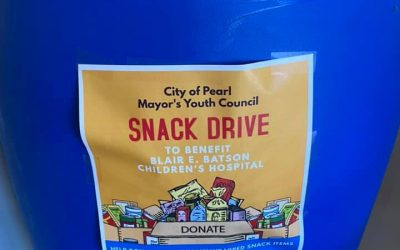 Snack Drive for the Children's Hospital!
