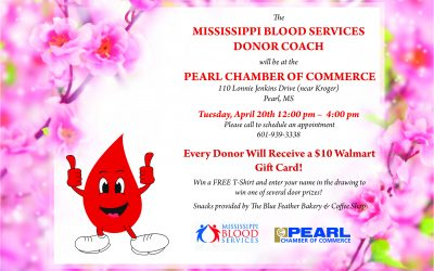 Chamber of Commerce Blood Drive Today!