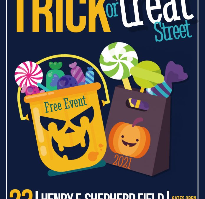 Help Out With Trick or Treat Street
